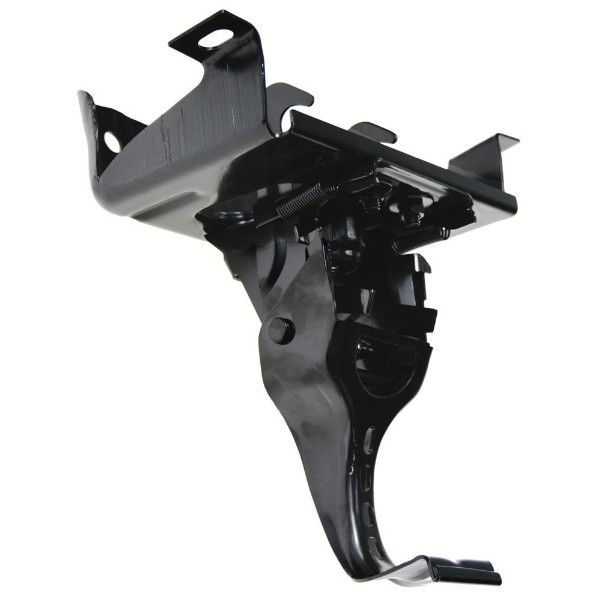 64-1/2 - 65 HOOD LATCH WITH TOP PLATE