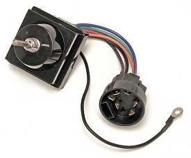 65-66 WIPER SWITCH - VARIABLE 2 SPEED