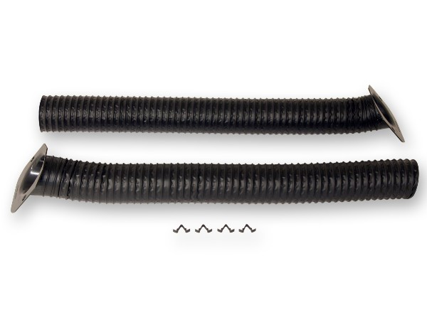 65-66 DEFROSTER HOSE WITH DUCTS & CLIPS KIT