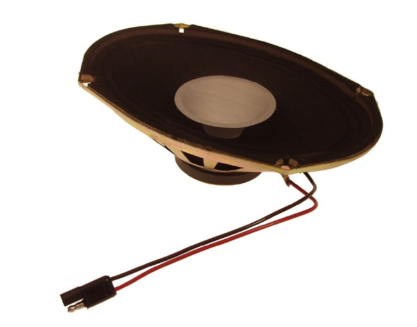 "65-68 REPLACEMENT REAR SPEAKER - 6""X9"""