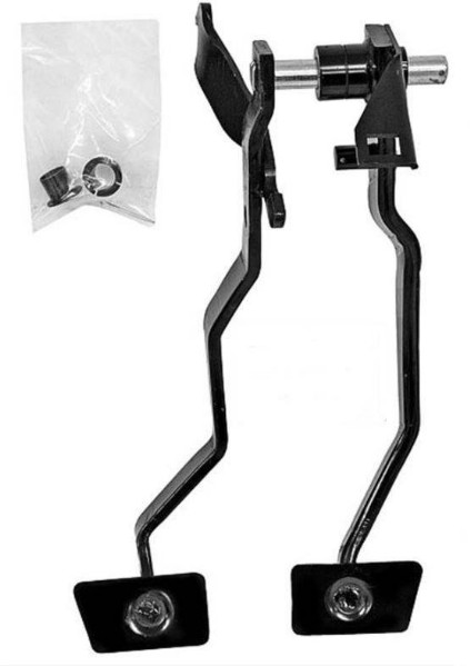 65-66 BRAKE AND CLUTCH PEDAL SET