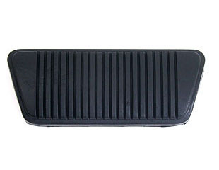 65-67 AUTOMATIC TRANSMISSION DRUM BRAKE PEDAL PAD