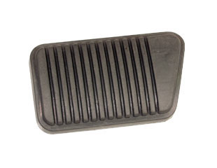 65-73 MANUAL DRUM BRAKE PEDAL PAD - MANUAL TRANSMISSION