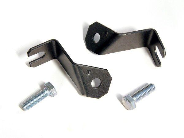 64-65 REAR PARKING BRAKE CABLE BRACKET