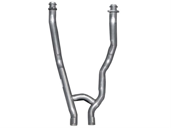"64-68 260-302 WITH STANDARD EXHAUST MANIFOLD 2-1/4"" H-PIPE"