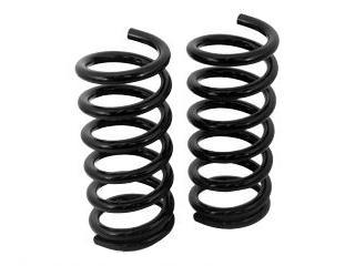 65-66 V8 STOCK FRONT COIL SPRINGS W/O A/C