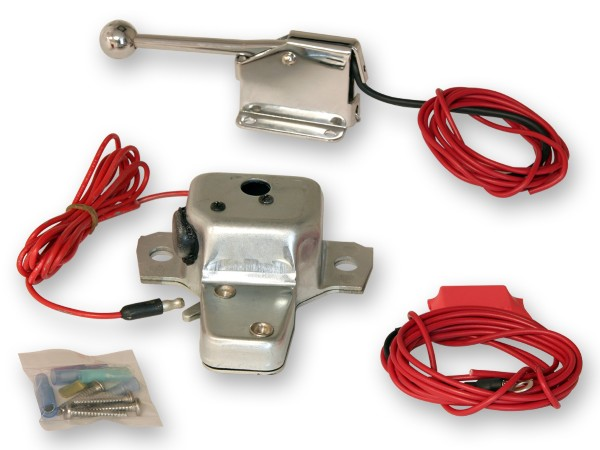64-66 ELECTRIC TRUNK RELEASE KIT