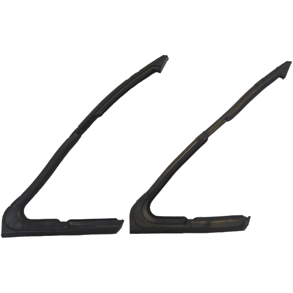 65-66 FRONT VENT WINDOW WEATHERSTRIP - PAIR