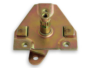 64-66 LH DOOR LATCH CONTROL
