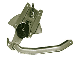 64 1/2-65 RH CLIP ON WINDOW REGULATOR