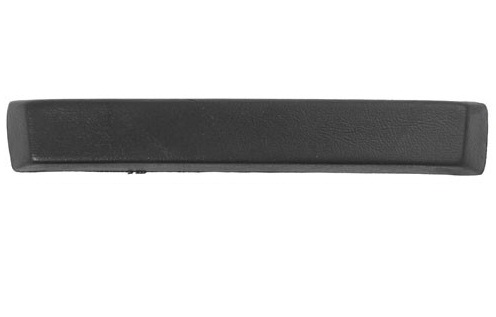 65-66 ARM REST PAD - BLACK