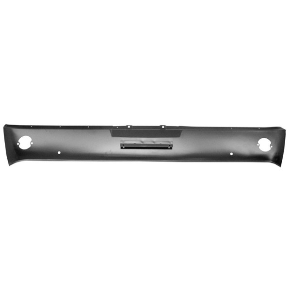 64-66 REAR VALANCE W/BACKUP WO/EXHAUST - REPRODUCTION