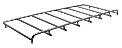 65-68 STAINLESS STEEL LUGGAGE RACK