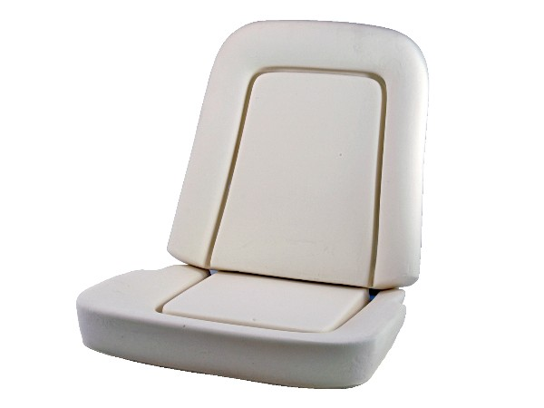 64-66 STANDARD SEAT FOAM WITH LISTING WIRES
