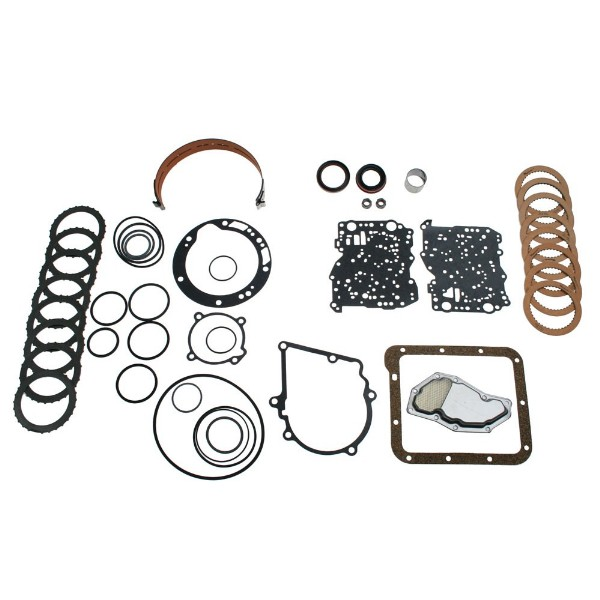 C4 MAJOR REBUILD KIT