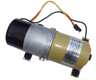 65-73 CONVERTIBLE TOP PUMP MOTOR - 3 WIRE