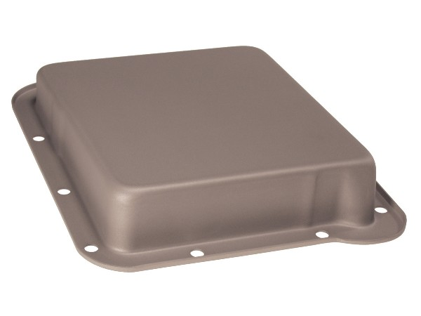 64-73 C4 TRANSMISSION PAN - GRAY
