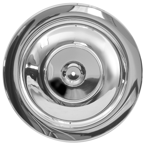 "14"" STAINLESS STEEL AIR CLEANER LID"