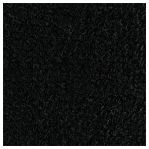 CARPET 65-68 FASTBACK BLACK