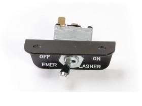 66 EMERGENCY FLASHER SWITCH