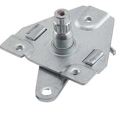 67-68 RH DOOR LATCH CONTROL