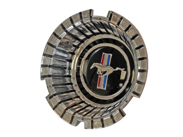 66 METAL HUB CAP SPINNER CENTER ONLY