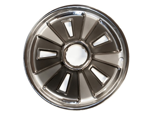 66 STANDARD HUB CAP - WITHOUT CENTER - 14""