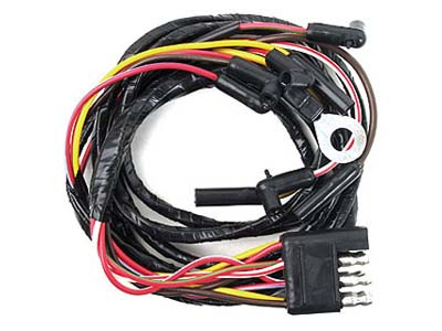 c6zz 14289 a engine gauge fe american mustang parts, world greatest ford wiring harness 66 mustang at bayanpartner.co