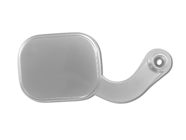 68 RH INSIDE DOOR HANDLE - SATIN