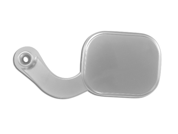68 LH INSIDE DOOR HANDLE - SATIN