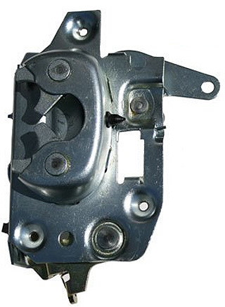 67-68 RH DOOR LATCH ASSEMBLY