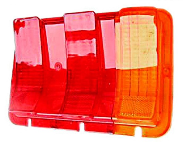 67-68 EURO STYLE TAIL LIGHTS - PAIR - FORD TOOLING