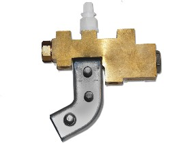 BRAKE DISTRIBUTION BLOCK - WARNING SWITCH & PROPORTIONING VALVE