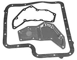67-73 C6 TRANSMISSION PAN FILTER AND GASKET
