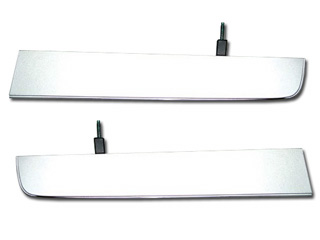 67 LH & RH STANDARD GRILLE BARS - REPRODUCTION