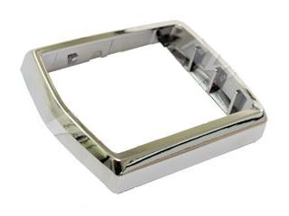 68-70 DELUXE BELT BUCKLE BEZEL - PAIR