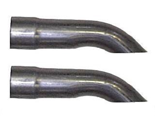67 AND UP TAIL PIPE TURN DOWNS, 2.25""