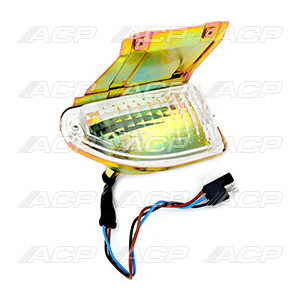 69 RH PARKING LIGHT LAMP ASSMBLY (3 WIRE PLUG)