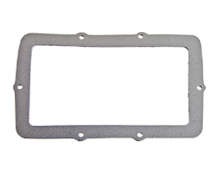 69 TAIL LIGHT LENS GASKETS - PAIR