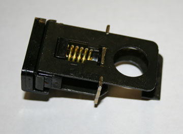 67-70 BRAKE LIGHT SWITCH W/ POWER DRUM. MOTORCRAFT.
