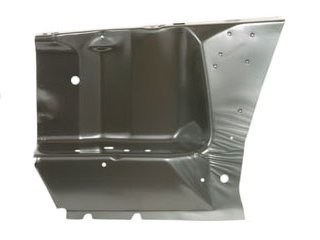 69-70 RH FRONT FENDER APRON - REPRODUCTION