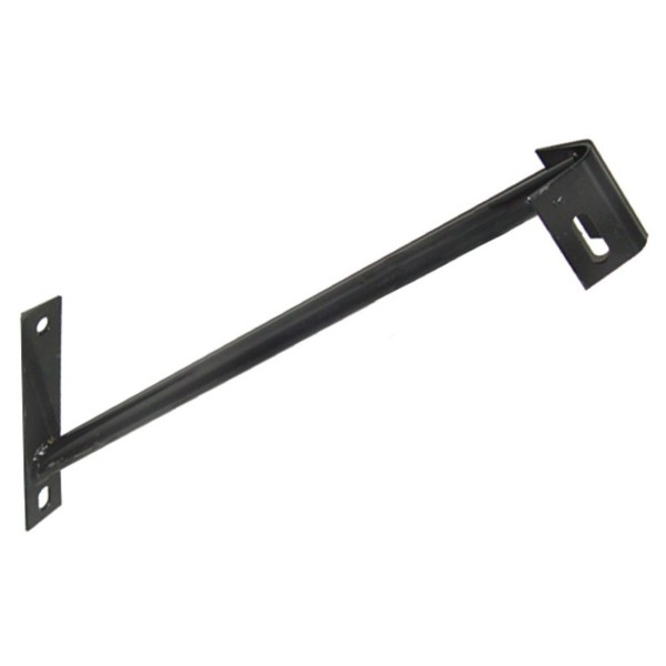 69-70 LH OUTER FRONT BUMPER BRACKET