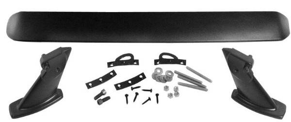 69-70 REAR DECK SPOILER WITH PEDESTAL KIT INCLUDED - USA