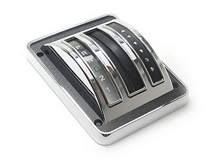 69-70 AUTO SHIFT COVER BEZEL