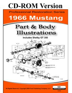 66 Mustang Parts >> Exploded View American Mustang Parts World Greatest Ford Mustang