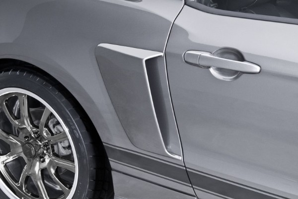 10-14 MUSTANG C-SERIES SIDE SCOOPS