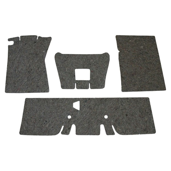 64-70 UNDERLAYMENT KIT - 4 PCS