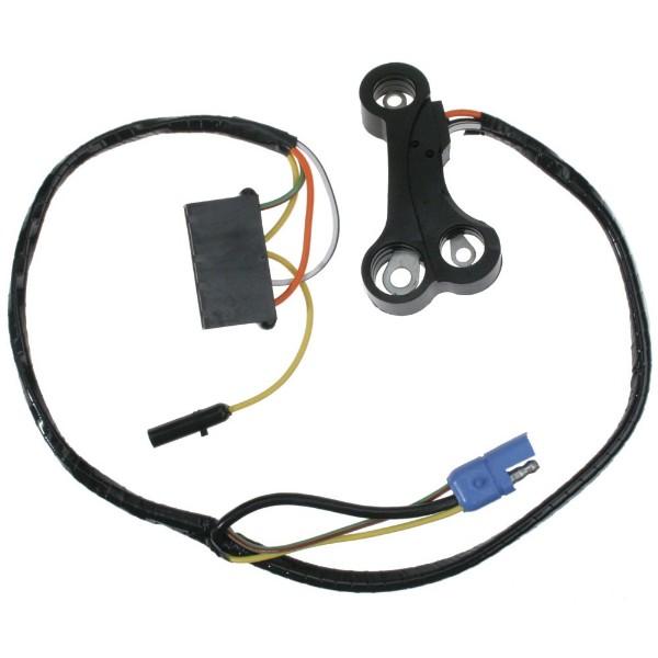 alternator wire american mustang parts world greatest ford rh american mustang com 1969 mustang alternator wiring harness Toyota Alternator Wiring Harness