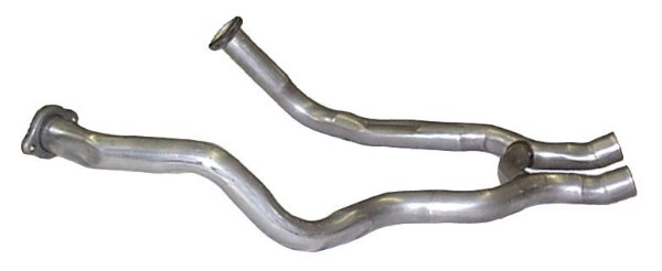 "70 351-4V EXHAUST H-PIPE- 2.25"" (WON'T FIT 2V)"