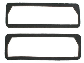 71-73 FRONT MARKER LIGHT TO BODY SEAL GASKETS - PAIR